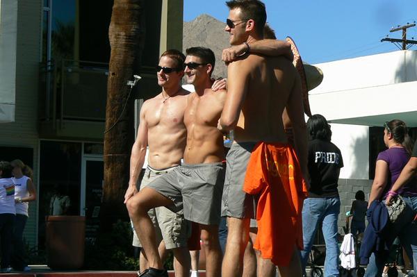 Gay blog palm springs